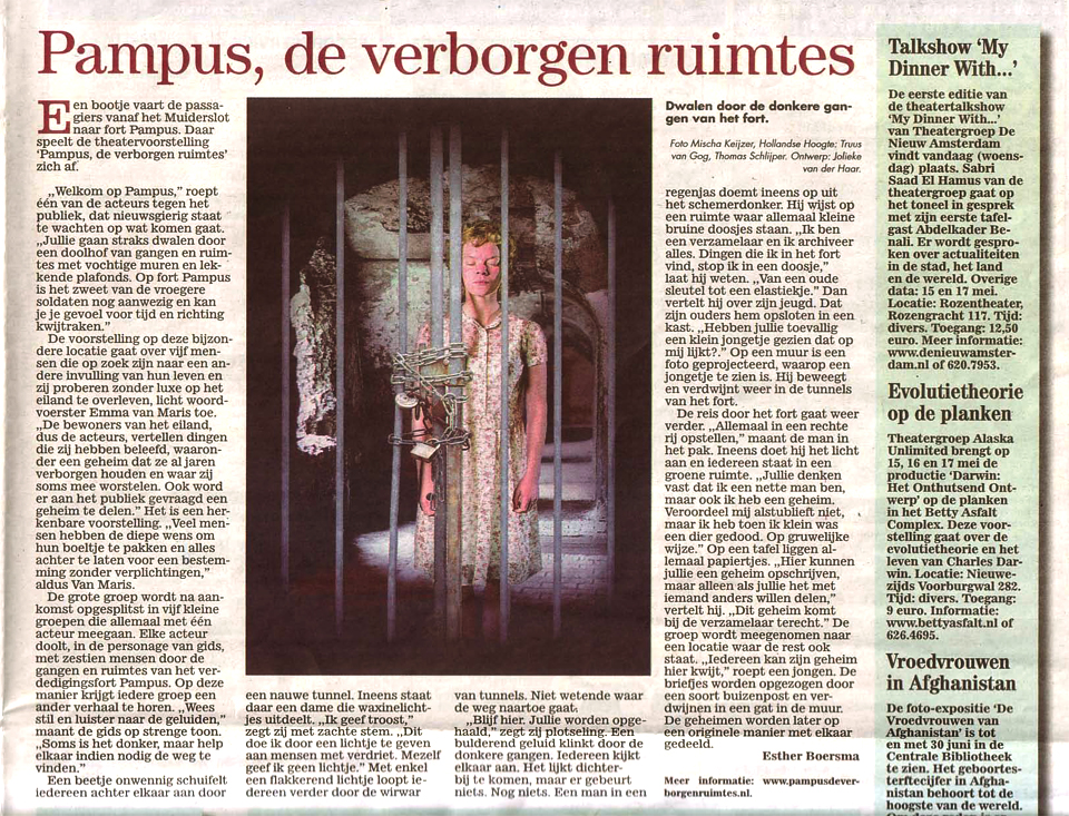 ger-pampus-AalsmCourant 13 mei 09